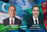 Лидеры Узбекистана и Туркменистана провели телефонный разговор