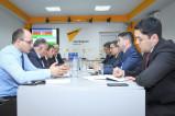 Об участии экспертов ИСМИ в «круглом столе»  в Азербайджане