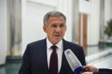 """Рустам МИННИХАНОВ: """"Мы рады всем проектам, проводимым при сотрудничестве с Узбекистаном"""""""