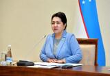 Сенат Олий Мажлиса Республики Узбекистан проводит очередное пятое пленарное заседание