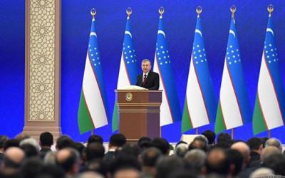 Основные положения Послания Президента Республики Узбекистан Ш.М.Мирзиёева Олий Мажлису опубликованы в качестве официального документа ООН