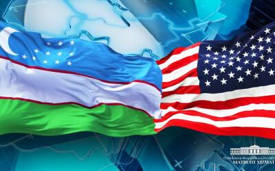 Shavkat Mirziyoyev congratulates Joseph Biden