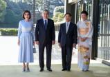 Состоялась встреча Президента Узбекистана и Императора Японии