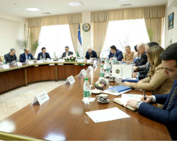 "Uzbek-Swedish ""round table"" at the ISRS"