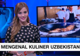 Телесюжет об Узбекистане впервые вышел на эфир популярного телеканала CNN Indonesia