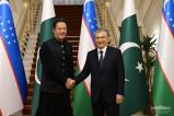 Главы Узбекистана и Пакистана выступили за наиболее полное использование потенциала сотрудничества