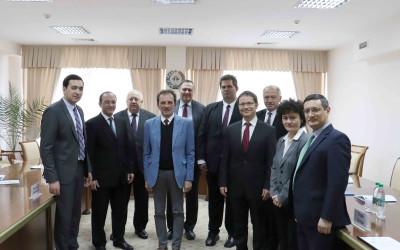 «Круглый стол» с представителями стран «Вышеградской группы»