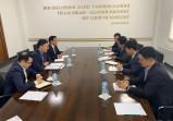 Корейская фондовая биржа хочет предоставить свои ресурсы для развития узбекской биржи