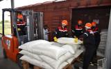 В Афганистан отправлена гуманитарная помощь