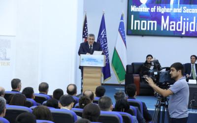 Заработала платформа научных журналов Узбекистана
