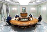 Президент Республики Узбекистан принял заместителя Председателя Правительства Российской Федерации
