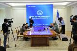Встреча с наблюдателями Межпарламентской ассамблеи СНГ
