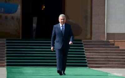 Президент отбыл на саммит ШОС