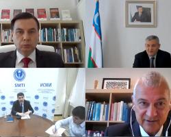 Узбекские и европейские эксперты поддержали проведение в Ташкенте международной конференции «Центральная и Южная Азия: региональная взаимосвязанность. Вызовы и возможности»