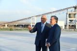 В Сурхандарье введен в строй цементный завод стоимостью 144 миллиона долларов