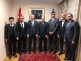"""Round table"" with Turkish experts"