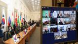 Представитель ИСМИ принял участие в международной  военно-научной онлайн-конференции