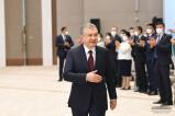 Шавкат Мирзиёев принял участие в съезде Либерально-демократической партии Узбекистана