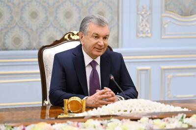 Ўзбекистон Президенти Россия делегациясини қабул қилди