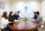 Встреча с китайской делегацией