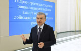 Investment projects for Navoi region and the hydropower sector presented