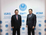 SMTI direktorining Xitoy delegatsiyasi bilan uchrashuvi