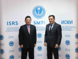 Meeting of Director ISRS with Chinese delegation