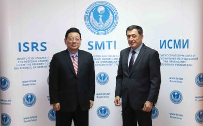 О встрече директора ИСМИ с делегацией КНР