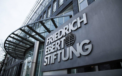 ISRS experts hosted a meeting with the representatives of the Friedrich Ebert Foundation