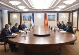 О встрече правительственных делегаций Узбекистана и Кыргызстана