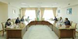 Состоялась встреча директора ИСМИ со специальным представителем Генерального секретаря ООН по Центральной Азии