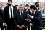 Shavkat Mirziyoyev visits new enterprises in Tashkent's Technopark