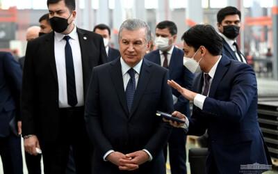 Шавкат Мирзиёев: Больше всего меня радуют квалификация и уверенность нашей молодежи