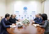 Встреча с руководством МГИМО МИД России.