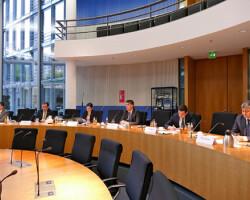 Uzbekistan delegation's visit to Germany continues