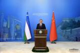 Шавкат Мирзиёев принял участие в церемонии открытия третьей Китайской международной выставки импортных товаров «CIIE-2020»
