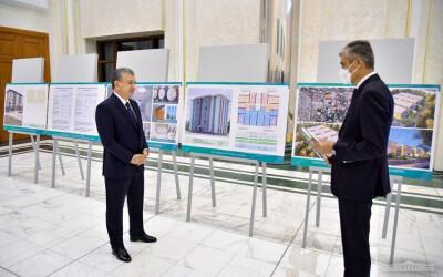 Состоялась презентация проектов в сфере строительства