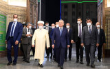 A new building of Friday mosque opens in Andijan