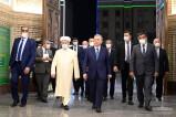 Открылось новое здание пятничной мечети в Андижане