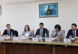 Встреча с турецкой делегацией