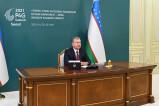 Президент Узбекистана принял участие в Международном саммите «Партнерство ради зеленого роста и глобальных целей – 2030»