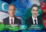 О телефонном разговоре с Президентом Туркменистана Гурбангулы Бердымухамедовым