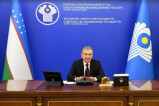 Под председательством Президента Республики Узбекистан прошел саммит СНГ