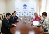 О встрече с послом Швеции в Узбекистане