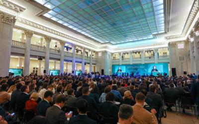 В фокусе: Финансовые рынки - повышение сложности, поддержание устойчивости