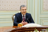 Президент Узбекистана встретился с действующим председателем ОБСЕ, министром иностранных дел Швеции