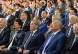 Director of ISRS took part at the international conference in Almaty