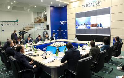Развитие транспортной инфраструктуры является приоритетным направлением сотрудничества стран Центральной Азии