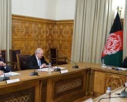 Встреча с Президентом Афганистана