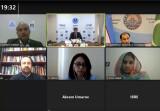 Видеоконференция ИСМИ и пакистанского Института Евразийского века